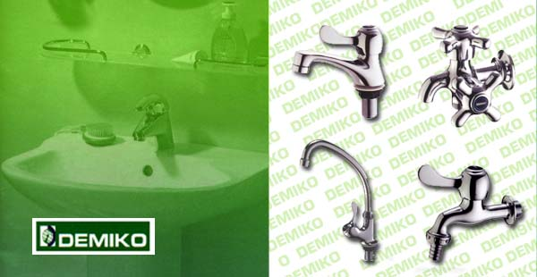 Recto builders supply demiko philippines faucets and for Bathroom accessories philippines